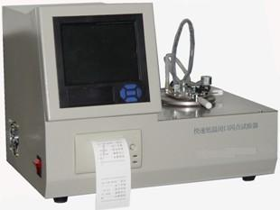 Gd 3536d Automatic Flash Point Tester