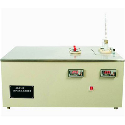 Gd 510d Pour And Cloud Point Tester