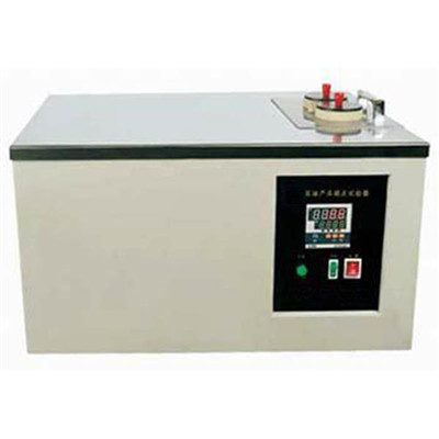Gd 510g I Petroleum Products Solidifying Point Tester And Cold Filter Plugging