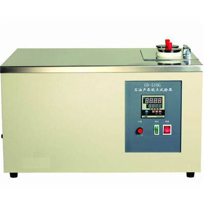 Gd 510g Petroleum Products Solidifying Point Tester
