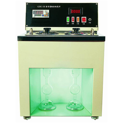 Gde 1b Double Units Digital Display Engler Viscometer