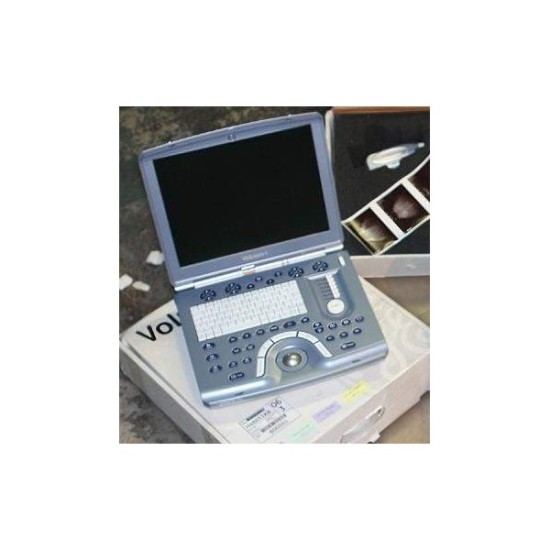 Ge Voluson I Portable Ultrasound Machine