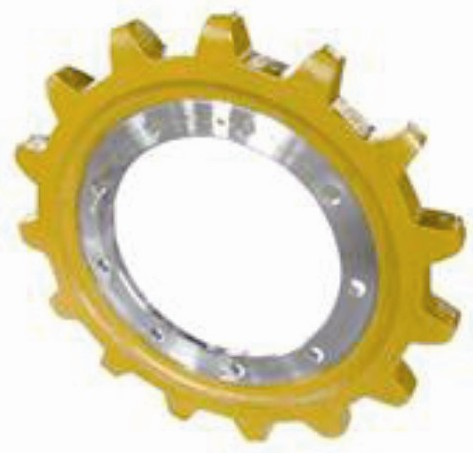 Gear With Casting Machining Process
