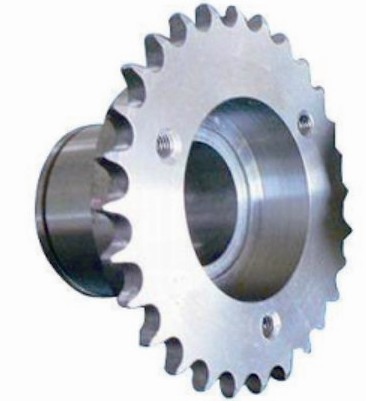 Gear With Machining Process