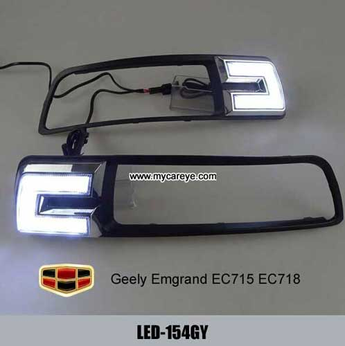 Geely Emgrand Ec715 Ec718 Drl Led Daytime Running Lights Aftermarket