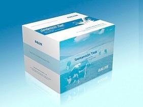 Gentamycin Test In Raw Milk