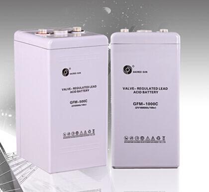 Gfm C Series Vrla Batteries