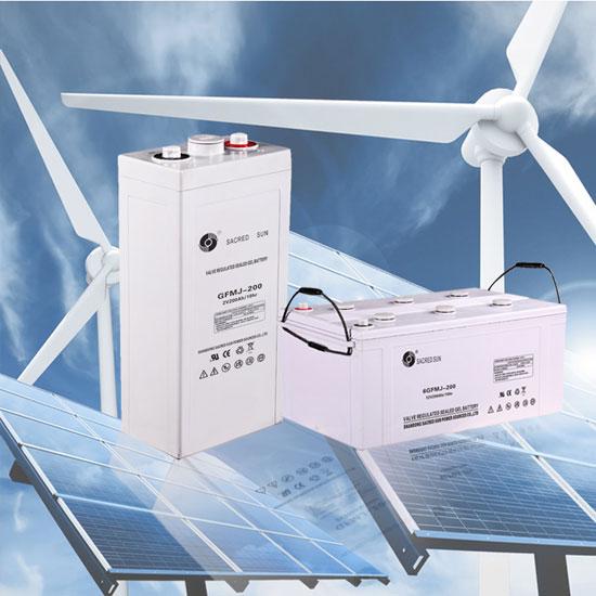 Gfmj Series Gel Battery