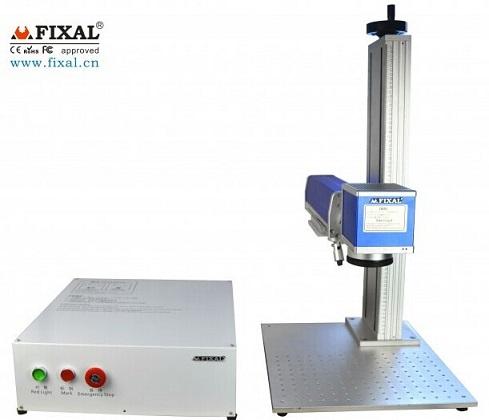 Gfx T10w Benchtop Fiber Laser Marker