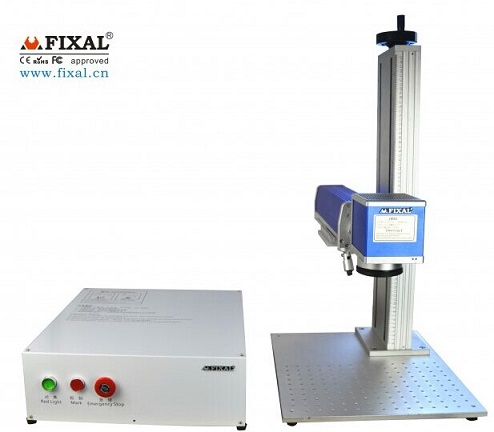 Gfx T20w Benchtop Fiber Laser Marker