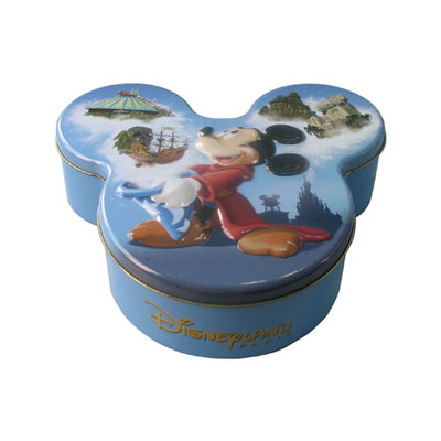 Gift Tin Box For Collecting