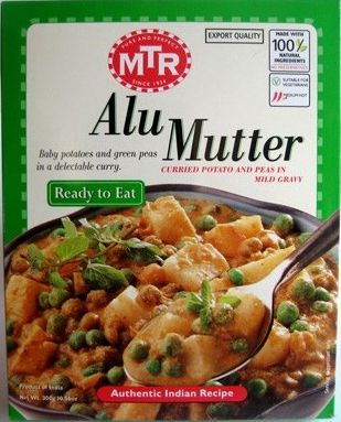 Gits Ready Meals For Export