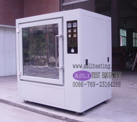 Glass Dust Testing Machine