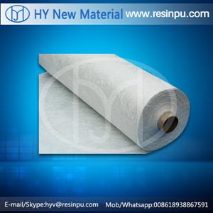 Glass Fiber Surface Mat For Pipeline