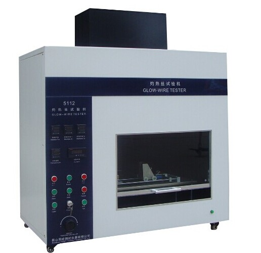 Glow Wire Tester In Accordance With Gb5169 12289 Iec60695