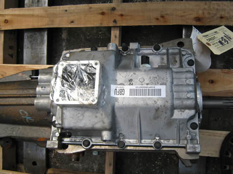 Gm Silverado Nv4500 Transmission