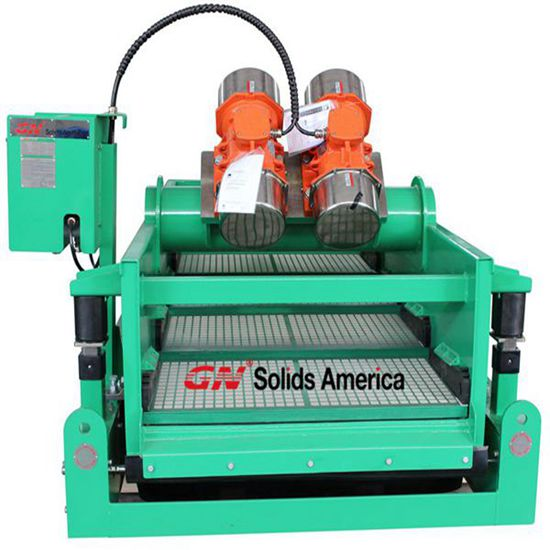 Gnzs Linear Motion Shale Shaker On Sale