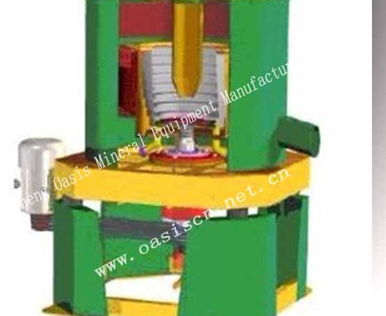 Gold Environment Protection Centrifuge Machine