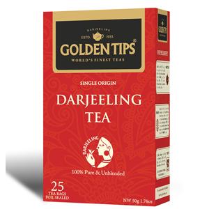 Golden Tips Darjeeling 25 Tea Bags