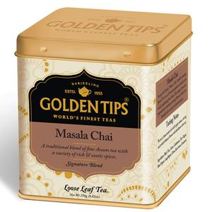 Golden Tips Masala Chai Full Leaf Tea