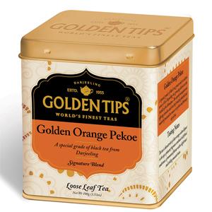 Golden Tips Orange Pekoe Full Leaf Tea
