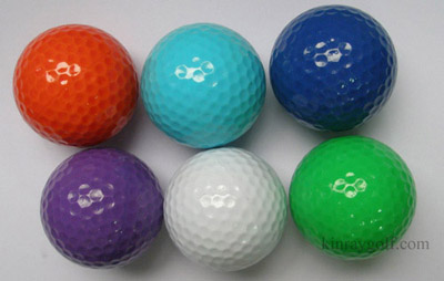 Golf Miniature Color Ball