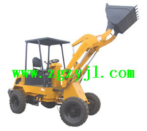 Gongyi Wheeled Loader Factory