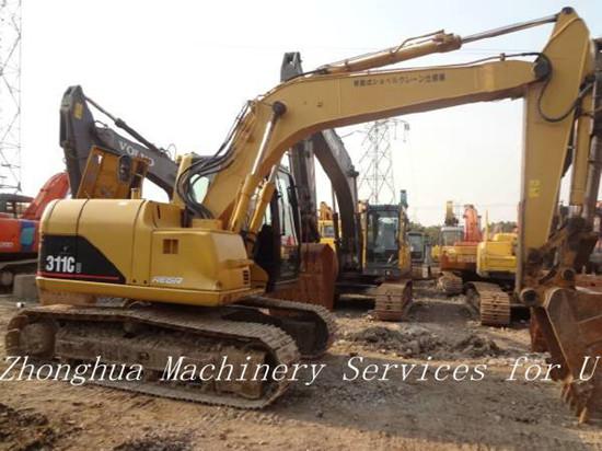 Good Condition Used Caterpillar 311c Excavator
