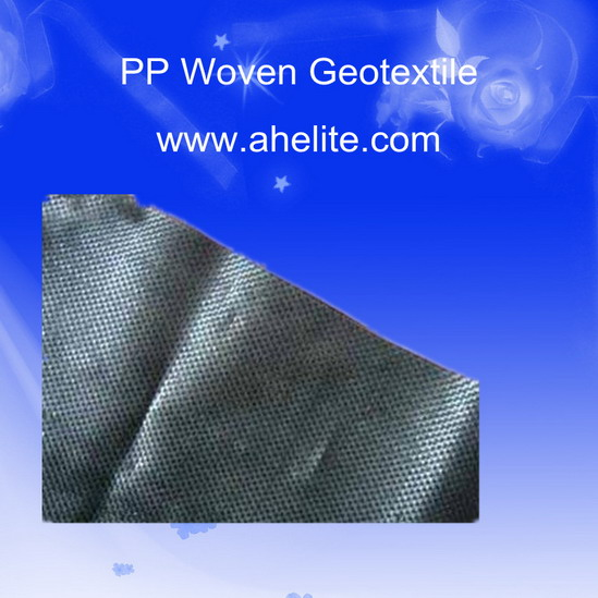 Good Drainage Pp Woven Geotextile