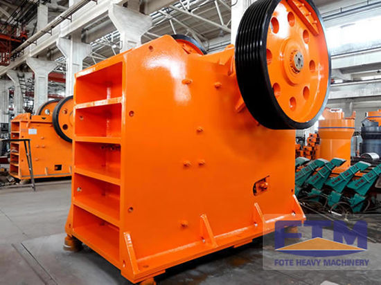 Good Performance Jaw Crusher Produced By Fote