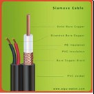 Good Quality Siamese Cable For Cctv System With More Competitive Price