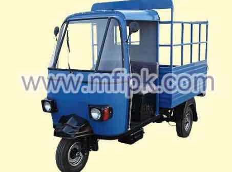 Goods Carrier Vehicles