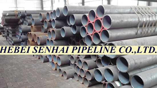 Gost 8731 74 8732 78 Seamless Steel Pipes 09g2s 09g2c