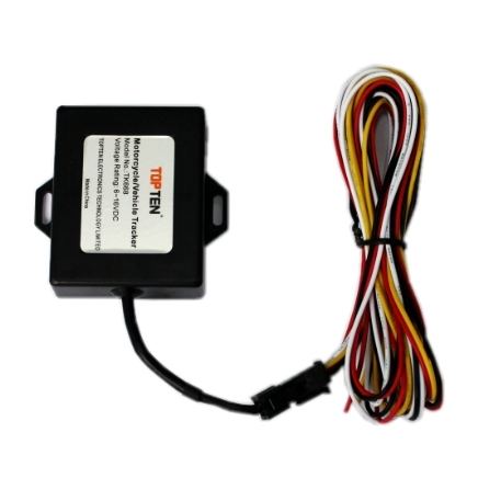 Gps Vehicle Tracker Tk668 With Water Proof Compact Size Easy Install