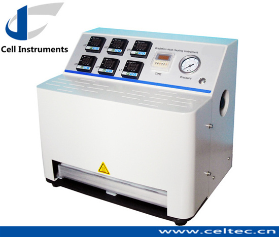Gradient Heat Seal Tester Hot Machine