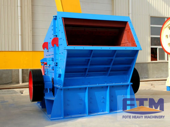 Granite Impact Crusher