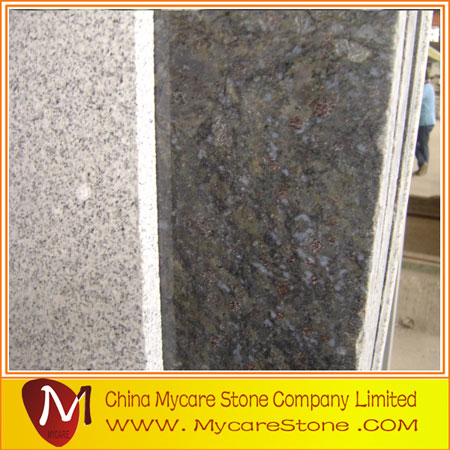 Granite Slab Butterfly Blue 65292 China Slabs For Sale