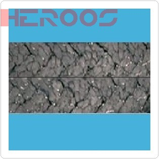 Graphite Packing Reinforced With Inconel Wire Cixi Heroos Sealing Materials Co Ltd
