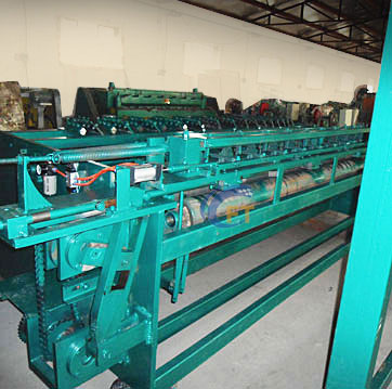 Grassland Fence Weaving Machine