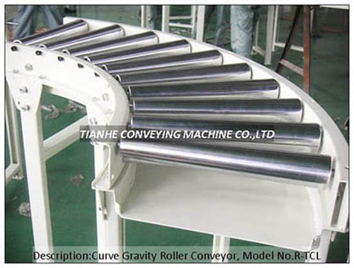 Gravity Taper Roller Conveyor Free