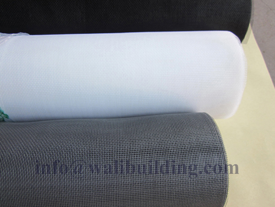 Gray Fiberglass Window Screen
