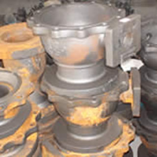 Gray Iron Casting Service Ductile Steel Stainless Malleable And Alloy