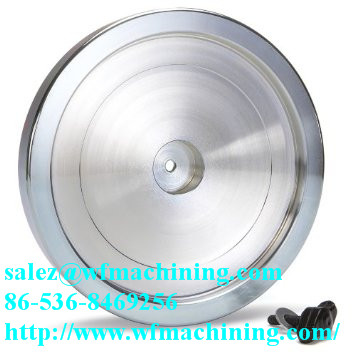 Gray Iron Sand Casting Flywheel For Spinning Bike