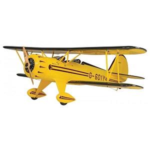 Great Planes Waco 91 1 20 Scale Biplane Arf