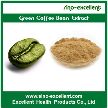 Green Coffee Bean Extract Food Grade
