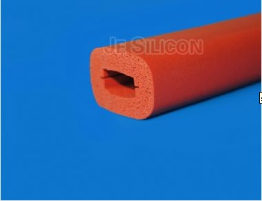 Green Eco Friendly High Quality Big Size Silicone Foam Tube Supplier Price