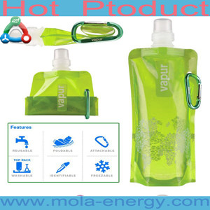Green Water Bottle For Grils