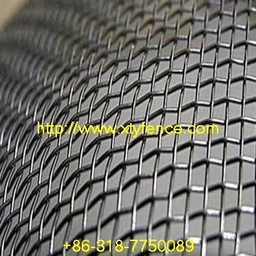 Griddle Wire Mesh Steel Crimpled