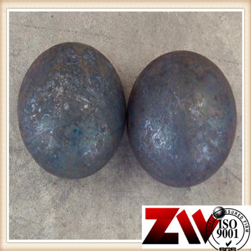 Grinding Steel Ball Forged Casting For Mill Cement Mines Power Factory
