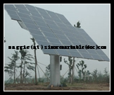 Ground Mounting Solar Pv System